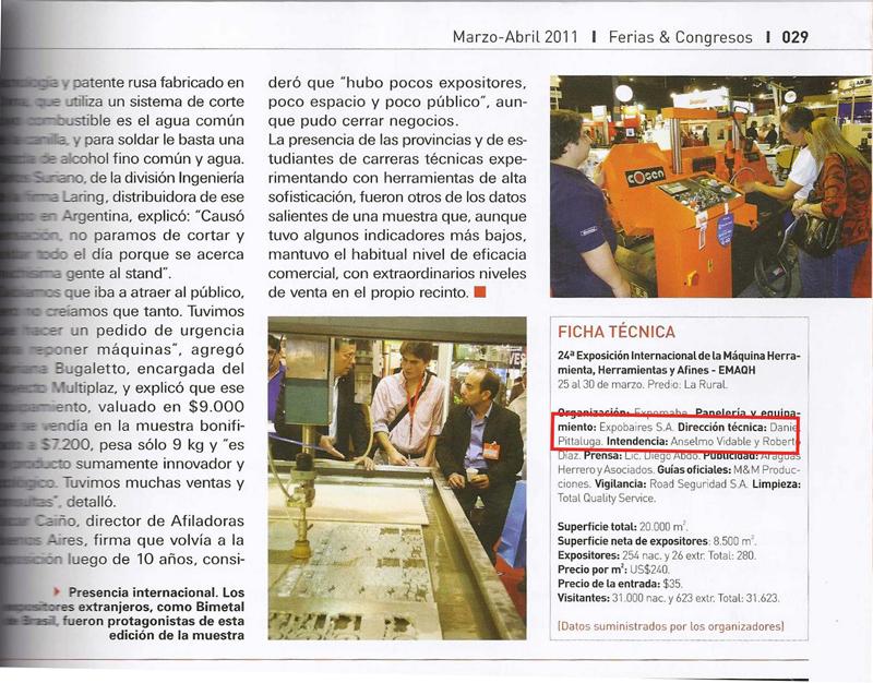 emaqh 2011 -Ferias y Congresos-800