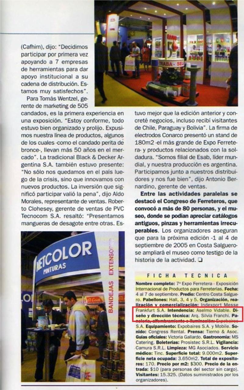 ferretera 03-800-Ferias y Congresos